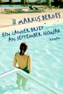 Ein langer Brief an September Nowak - Markus Berges
